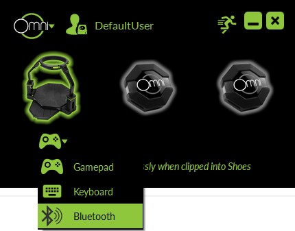 Bluetooth Mode Selection