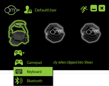 Enable Keyboard Mode