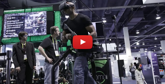Virtuix Best of CES