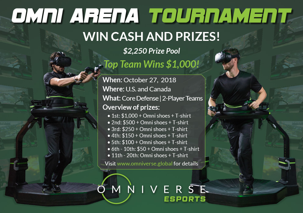 Omni Arena Tournament