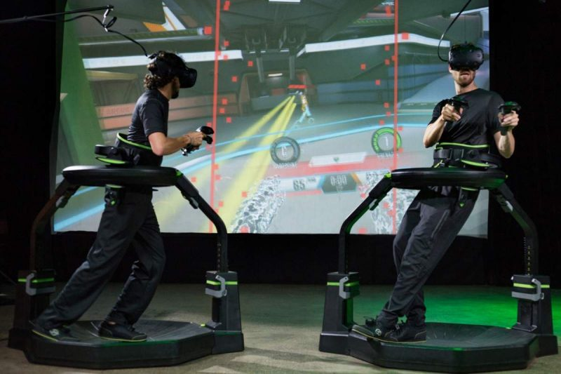 Virtuix launches Omniverse ESPORTS competitive VR gaming platform