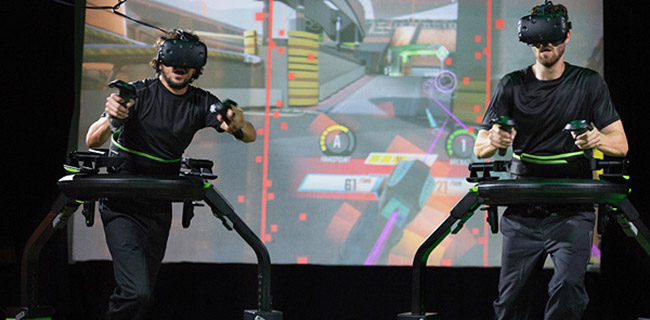 Omni by Virtuix - The leading and most popular VR motion
