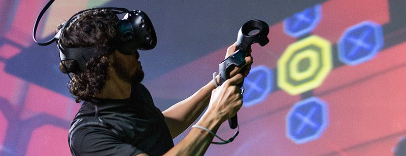 Virtuix raises $2.5 million with its mini IPO, which will go toward its Omni active VR system