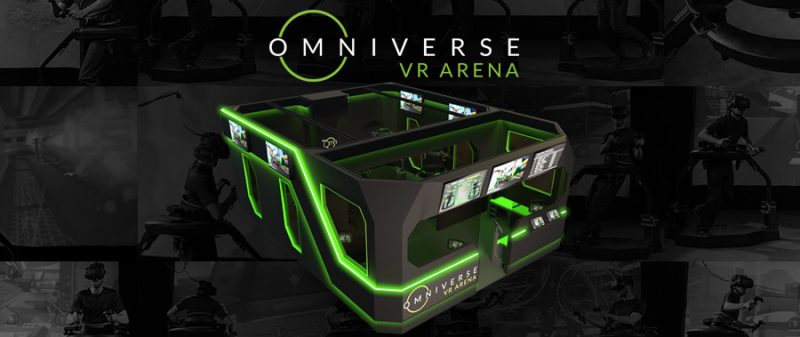 Announcing VR ARENA, Esports, and New Games