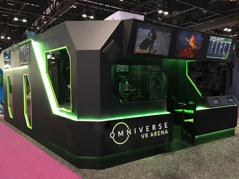 VR ARENA
