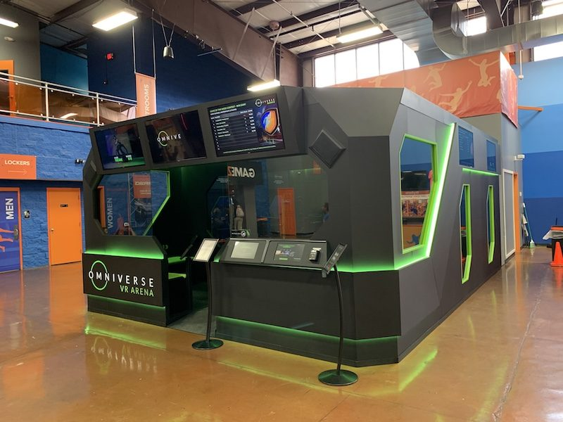 Virtuix announces Omni Arena on track to earn $300k in its first year