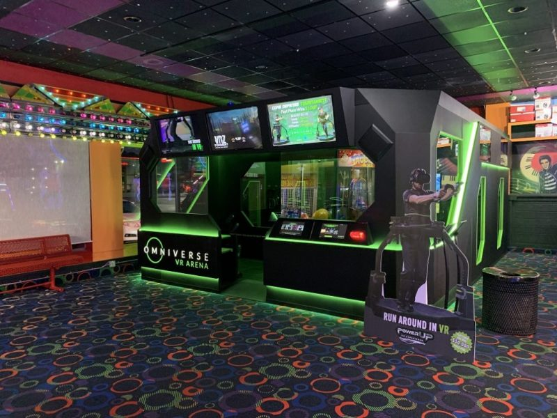 Omni Arena Makes Debut At Rockin' Raceway