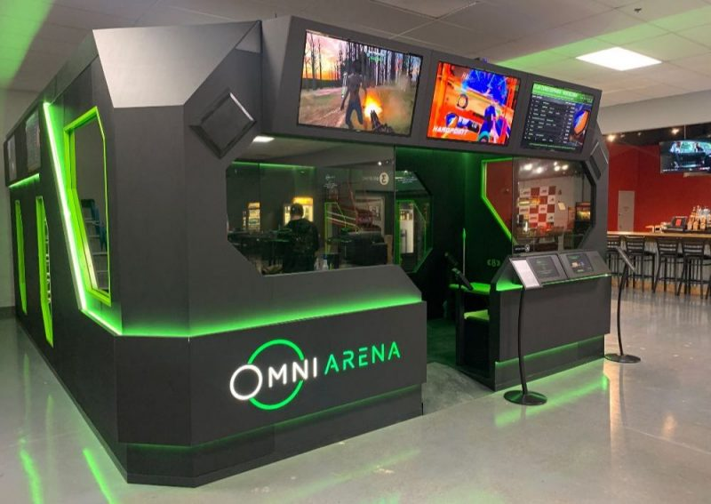 FULL THROTTLE DEBUTS OMNI ARENA AT TWO GO-KARTING VENUES IN CINCINNATI, OH