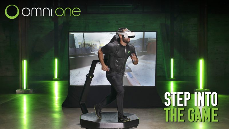 Virtuix will return to home VR market with Omni One treadmill